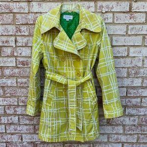 Merona trench coat size M